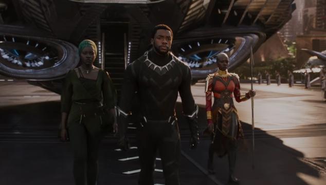 imagen Marvel revela tráiler de 'Black Panther', su nueva película