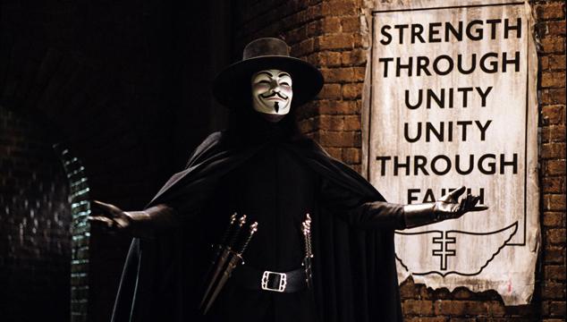 imagen Hay rumores de una posible serie de TV de 'V De Vendetta'