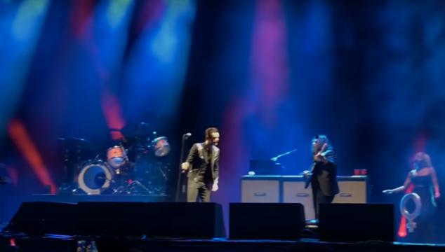 imagen The Killers versionó dos temas de Tom Petty en concierto