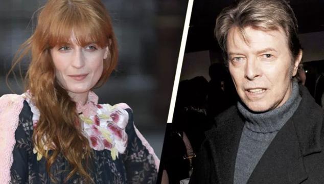 imagen Florence Welch narra documental de radio sobre cómo se hizo 'Heroes' de David Bowie