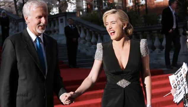 imagen Kate Winslet se reunirá con James Cameron en las secuelas de 'Avatar'