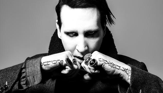 imagen Escucha 'Heaven Upside Down', nuevo álbum de Marilyn Manson