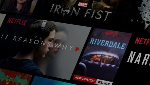 imagen Netflix planea lanzar 80 películas originales en 2018