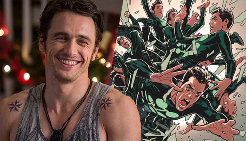 James Franco is Reportedly in Talks to Play Multiple Man in New X-Men's Spinoff