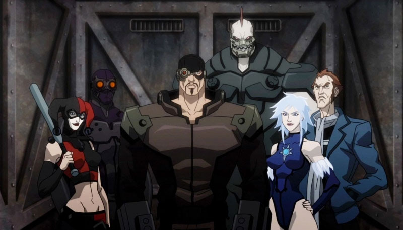 First Trailer For Suicide Squad Hell To Pay Reunit The Villain Team Geekpill