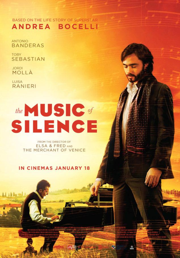 Tráiler de 'The Music of Silence', la película biográfica ... Jesse Eisenberg