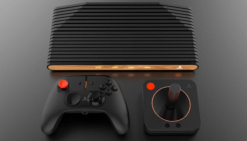 Atari VCS: así luce la nueva consola de Atari