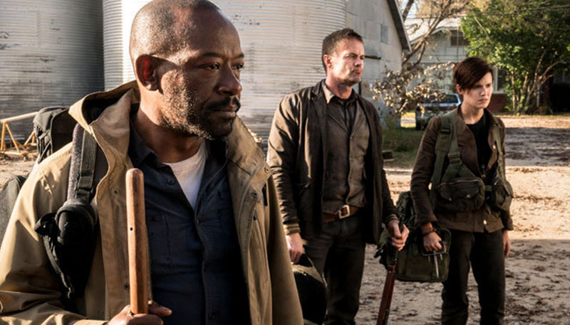 Fear The Walking Dead\' muestra a los nuevos personajes de la cuarta ...