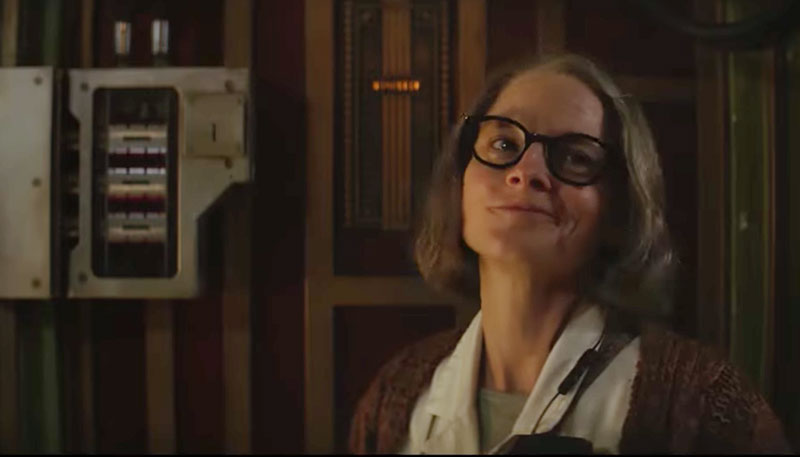 Trailer De Hotel Artemis Con Jodie Foster Sterling K Brown Jeff Goldblum Y Dave Bautista