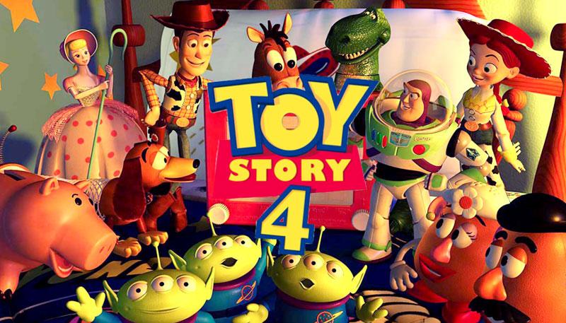 Disney revela la fecha de estreno de  Toy Story 4   0285510516e