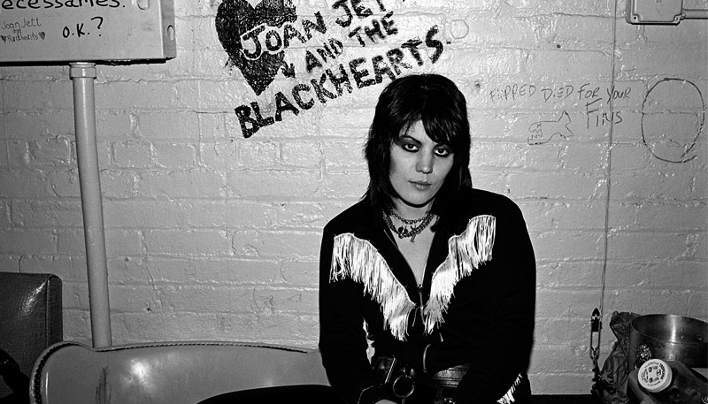 Resultado de imagen de joan jett bad reputation documental